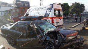 Se registran 28 víctimas fatales por accidentes de tránsito en lo que va del 2021