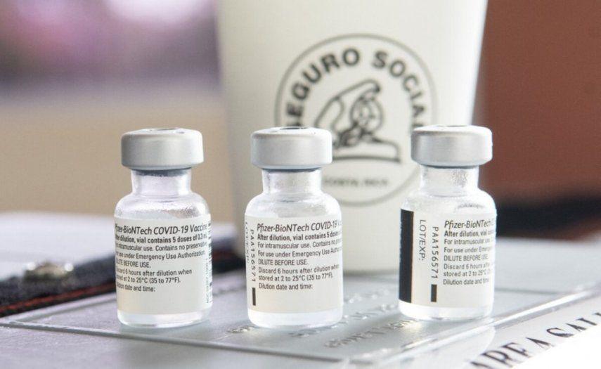 El presidente de Costa Rica destacó que el país es la tercera nación de Latinoamérica con mayor porcentaje de personas completamente vacunadas contra la covid-19.