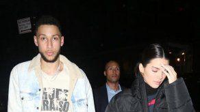 Kendall Jenner arranca el nuevo año reencontrándose con uno de sus ex
