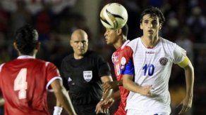 Sufrido empate maquilla mala cara de Costa Rica en debut  (prensa)