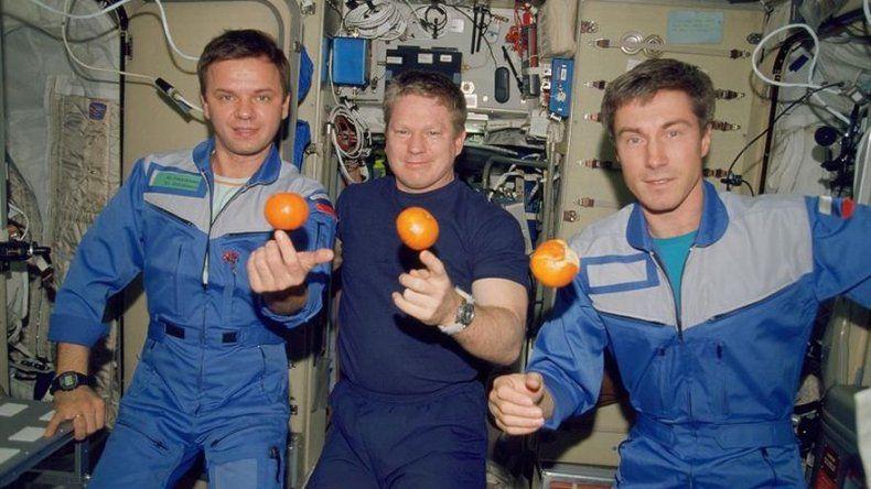 Krikaliov y los 20 años de la primera misión permanente en la EEI