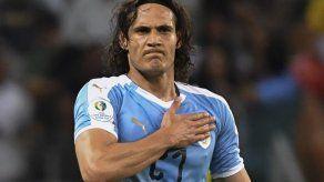 Cavani excluido de Uruguay para primeros partidos de Eliminatorias