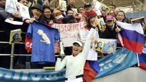 Sharapova gana 1er título tras dopaje