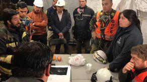Prosiguen tareas para recuperar cuerpo de minero boliviano en mina de Chile