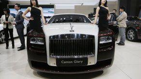 Rolls-Royce reporta aumento de ventas