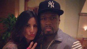 Rapero 50 Cent en Panamá