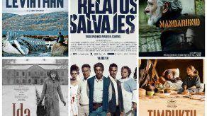 Filmes nominados a Mejor Película Extranjera en los Oscar  2015