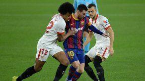 Sevilla - Barcelona: horario y dónde ver en vivo el partido de LaLiga española