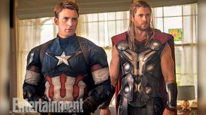 Primer vistazo a Avengers: Era de Ultron