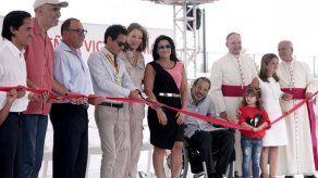 Marc Anthony inaugura orfanato en ciudad del Caribe colombiano