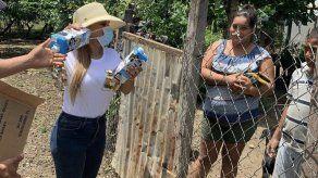 Alcalde de Tonosí o juez de paz deberán determinar si la acción de Sandra Sandoval amerita sanción