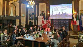 Canadá y la UE reunirán a todas las ministras de Exteriores del mundo