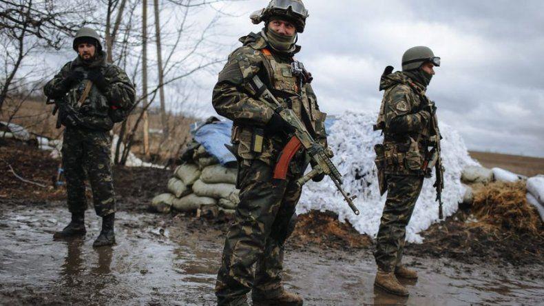 En duda la reunión entre Kiev y rebeldes prorrusos