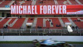 Schumacher y Ferrari; el hijo tras los pasos del padre
