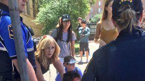 Un muerto por acuchillamiento en Universidad de Texas