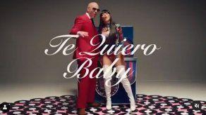 Te quiero baby de Chesca y Pitbull debuta en el listado Hot Latin Songs