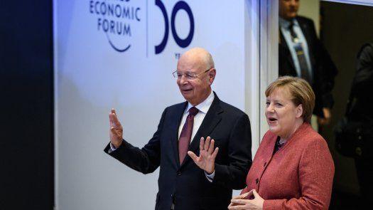 Foro de Davos se aplazará hasta el 2022.