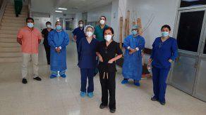 Médicos del Hospital San Miguel Arcángel están en paro