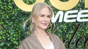 Nicole Kidman no concibe la idea de perder la confianza en su marido