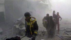 """Arranca la """"pausa"""" ordenada por Rusia en el este de Damasco"""