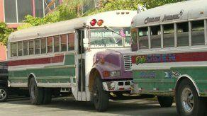 Transportistas de Panamá Este exigen a las autoridades permiso de operación