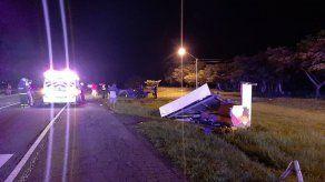 Accidente de tránsito en Coclé deja una víctima fatal