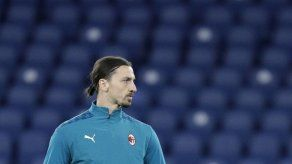 Zlatan Ibrahimović se recupera para el Milan - Manchester United