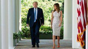 Trump anunció que él y su esposa Melania dieron positivo por coronavirus