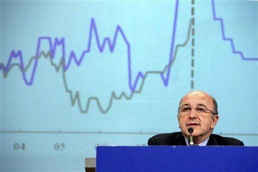 Economía europea sufre choque inflacionario
