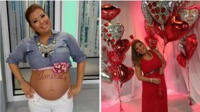 Baby Shower de Delyanne Arjona será el 8 de abril en Los Andes Mall