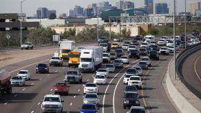 EEUU: Muertes en accidentes de tránsito caen por tercer año