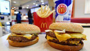 McDonalds deja de poner conservantes a sus hamburguesas