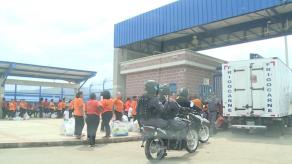 Implementan Sistema de Vigilancia Motorizada en el centro penitenciario La Mega Joya