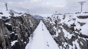 España: La nieve y el hielo alteran la vida y vacunaciones