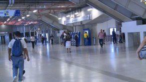 Todas las estaciones de la Línea 1 del Metro se encuentran operativas tras inconvenientes