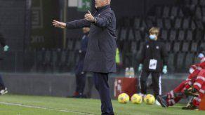 Genoa despide al técnico Maran en medio de mala racha