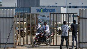 Una fábrica de iPhone en India es saqueda por los trabajadores