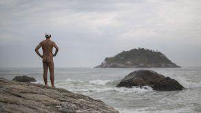 Río de Janeiro estrena playa nudista