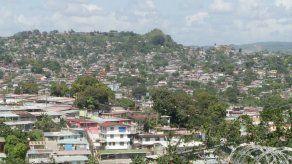En San Miguelito es difícil establecer cercos sanitarios por su geografía