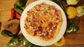 Pizza del Rey León - Diana