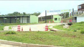 Dirigente de Panamá Norte dice que uso de parque como escuela fue inconsulto