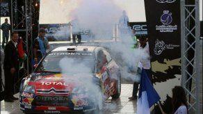 Sordo encabeza Rally de Jordania