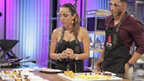 Receta: Brochetas de carne con salsa de maracuyá