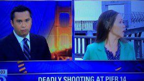 Asaltan a reporteros de TV durante transmisión en vivo en EEUU