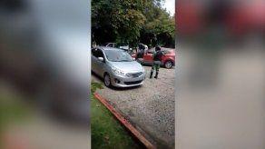 Rector de la UP reclama a la Policía ante posible violación a la autonomía universitaria