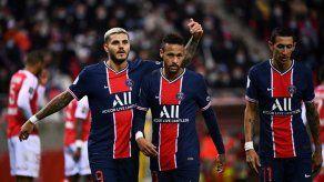 El París SG gana 2-0 en Reims con un doblete de Icardi