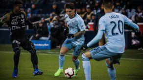Sporting KC jugará semis de Concachampions contra Monterrey