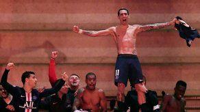 PSG proclamado campeón de liga francesa
