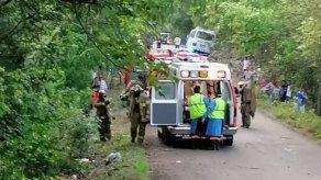 Una persona fallece en accidente de tránsito en la vía de El Jagüito