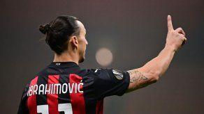 Ibrahimovic habló con seleccionador de Suecia sobre su posible regreso